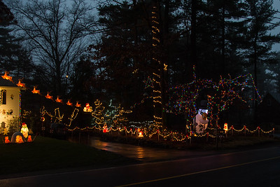 Christmas Lights 2015