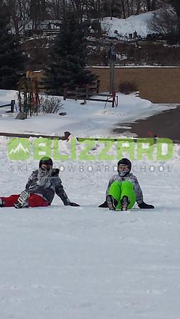 Mount Kato - Feb. 8, 2014