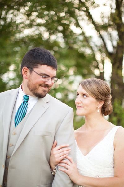 R+M Bride & Groom Portraits