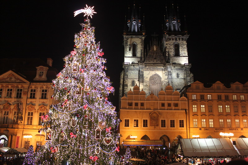 Prague-New-Year