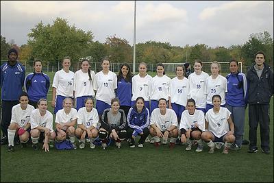 2005-06 Women's Soccer