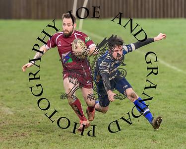Morley RFC Saxons v Yarnbury RUFC 3XV