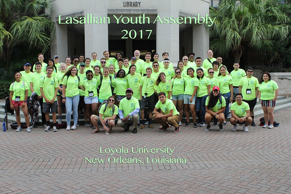 LYA 2017 Groups