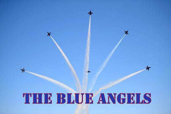 Miramar / Blue Angels Air Show 10-5-14
