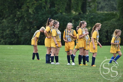 West Genny Middle Modified Soccer 2018