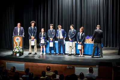 Spring Academic Awards