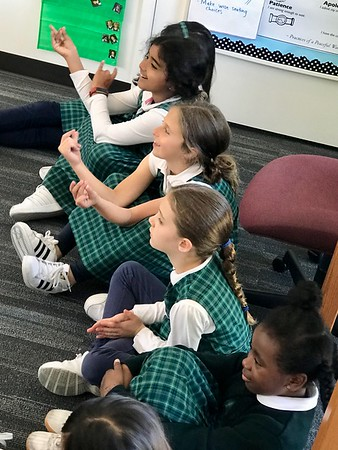 2nd Grade Poetry Cafe | May 3, 2019