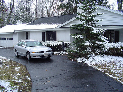 Jay's house in Michigan