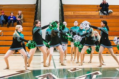 Madison Memorial Girls Basketball - Feb 08, 2014