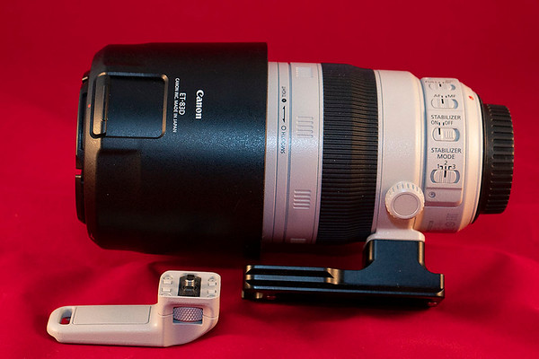 Canon 100-400mm f/4.5-5.6 L IS Mark-2 Lens