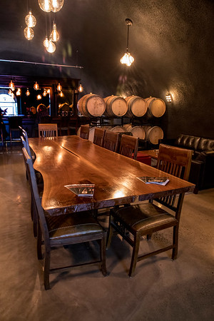 E16 Winery Wine Cave Tasting Room