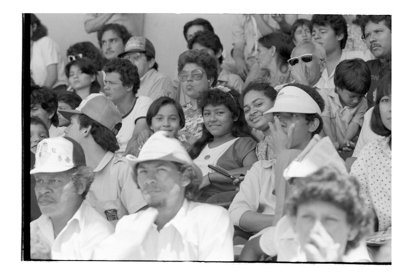 Fans at the Ballgame