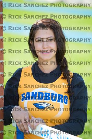 05-23-15 Sandburg Girls Track Sr Night