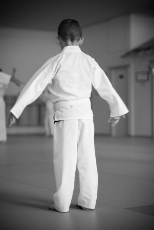 Kids Aikido Class June 6th