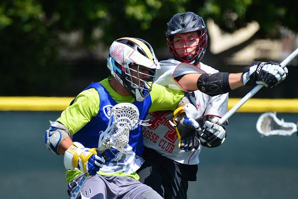 San Diego Lacrosse vs Newport Beach, 3-22-15