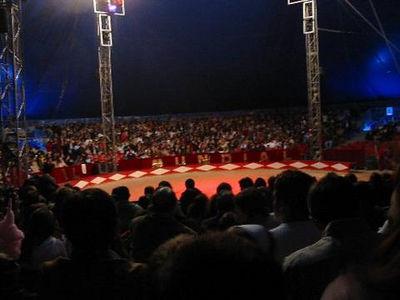 Circo Mundial - Madrid