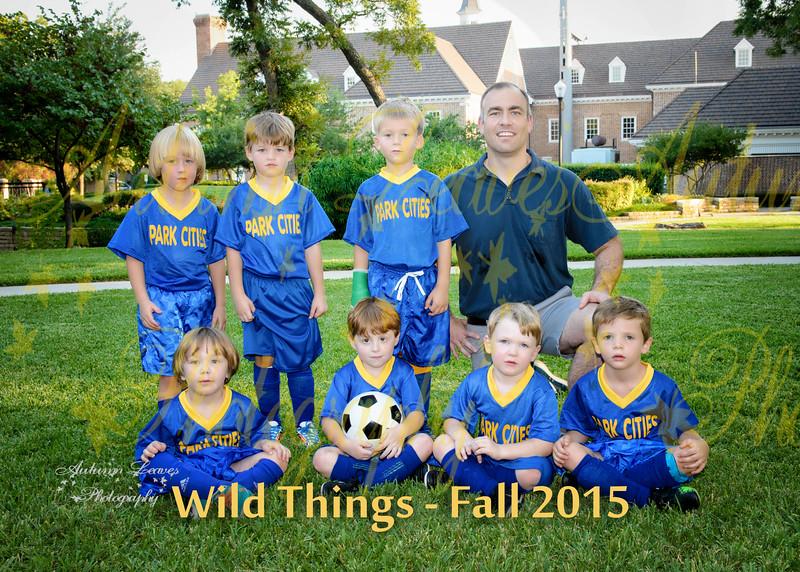Brad Wild Things - PCYMCA PreKB