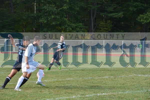 Tri-Valley vs Sullivan West Boys Soccer