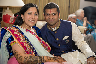Priya & Sameer 11-2016