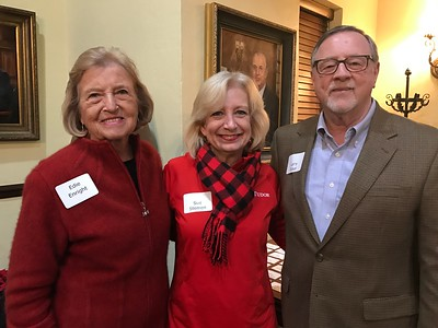 Retired Faculty Reception (12/01/16)
