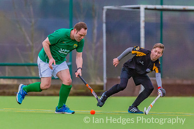 2017-03-18 - Mens 3rd's vs. Sheffield Uni Bankers 7th's