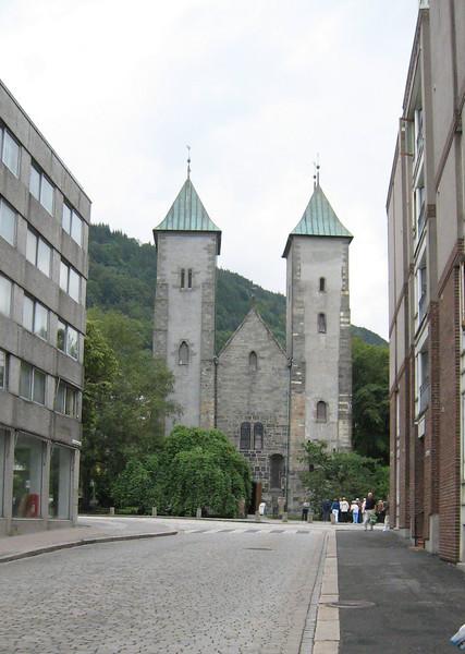 St. Mary's Church, Bergen