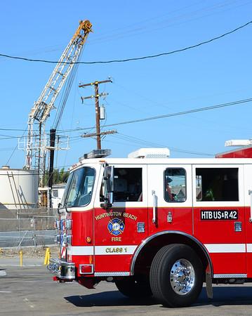 1st St Incident (Huntington Beach FD)