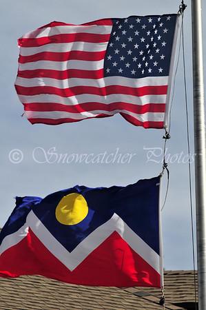 patriotic wind