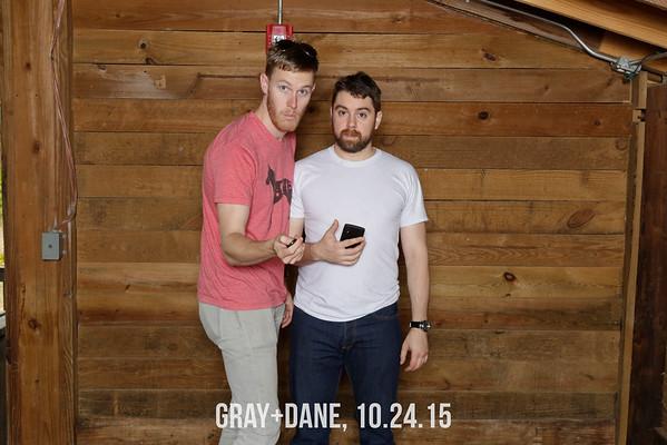Gray & Dane Wedding Photobooth