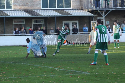 25/10/14 Brentwood Town (H)