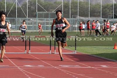 031910 boys 300 hurdles #2