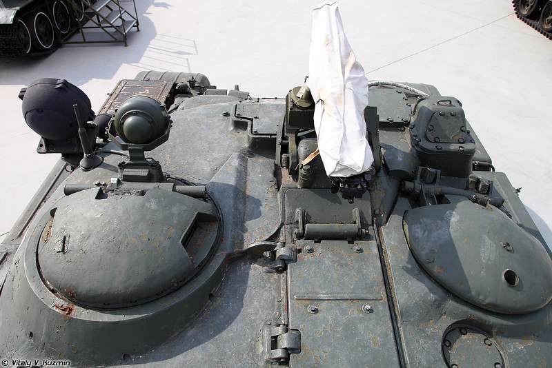Ракетный танк ИТ-1 (Missile tank IT-1)