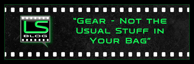 Gear - Not the Usual Stuff in Your Bag