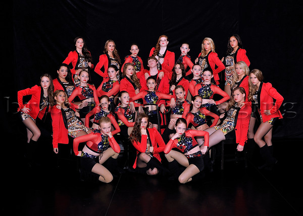 The Broadway Dance Center 2015