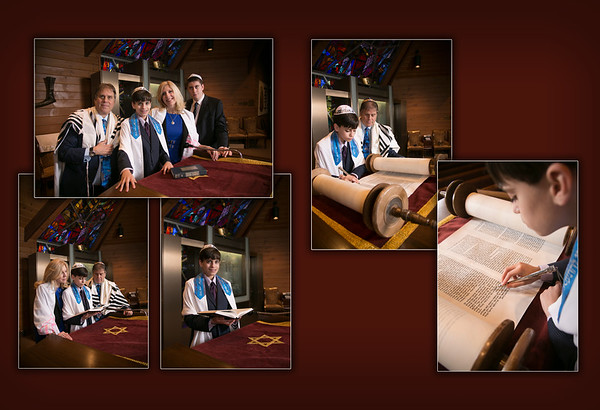 Album - Blake's Bar Mitzvah