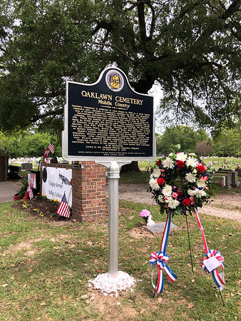 HISTORIC MARKER UNVEILING