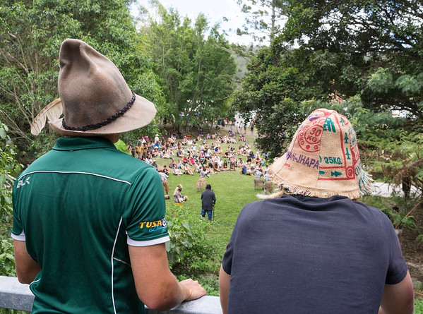 A day at Woodford Folk Festival 2016