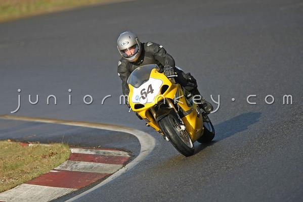 #64 - Yellow Suzuki
