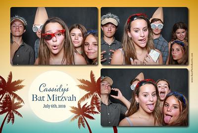 2019 Cassidy Bat Mitzvah