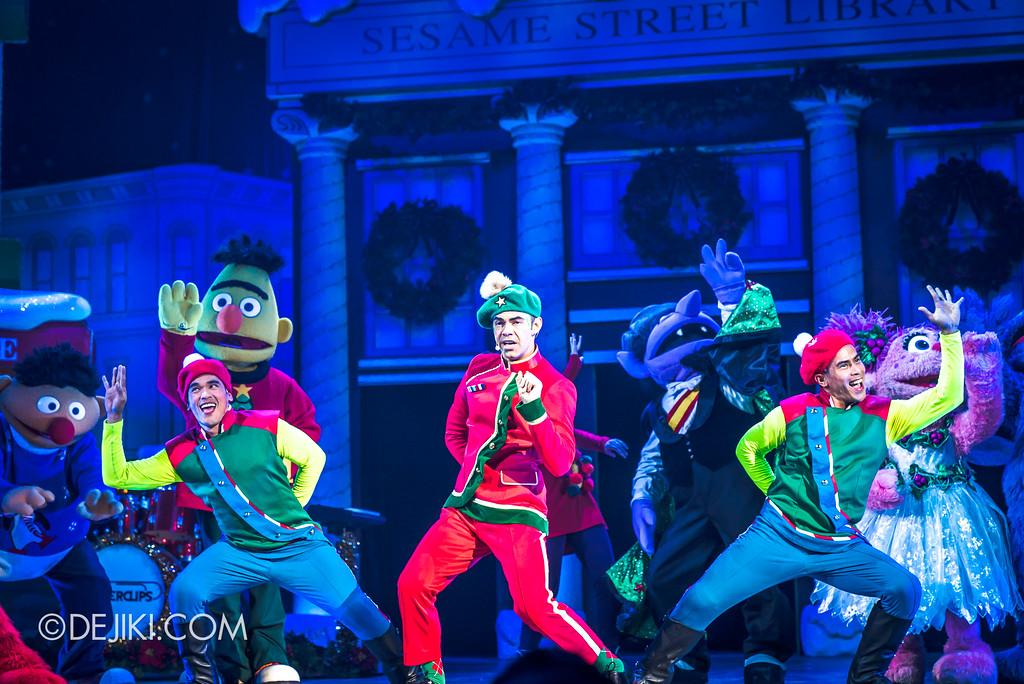 Universal Studios Singapore Christmas 2017 - Oscar's Grouchmas / IBON 2