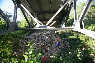 Ohio River Bridge Jumping