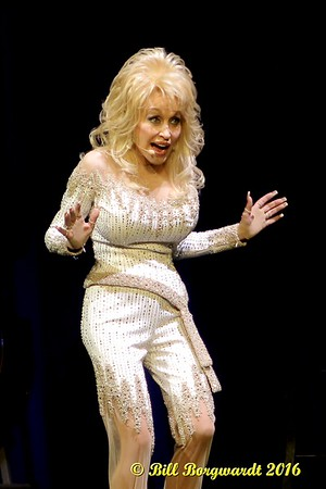 "September 17, 2016 - Dolly Parton ""Pure & Simple"" tour hits Rogers Place"