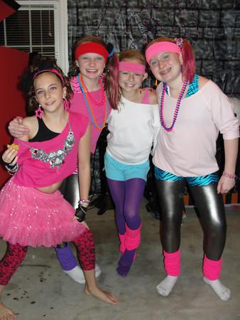 Warriors Halloween Party