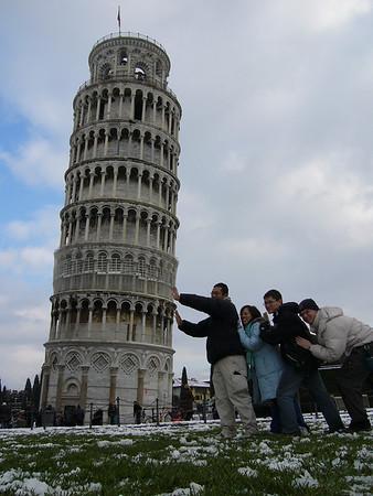 Pisa-Florence, Italy