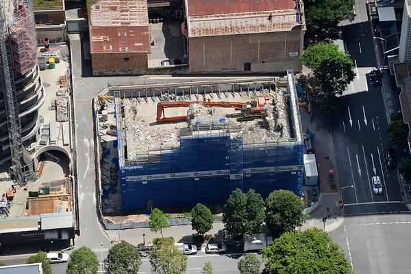 30 Albert St Demolition
