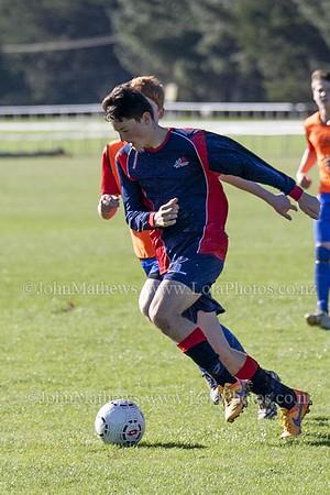 20150509 Football - U15A HIBS v Tawa College _MG_0786 WM