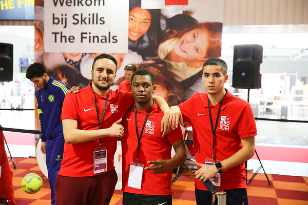 Skills The Finals 2017