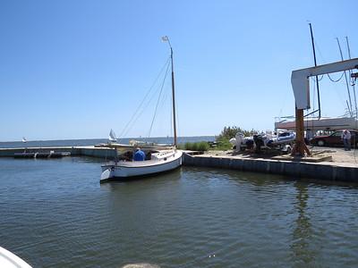 Catboat Rendezvous 2013