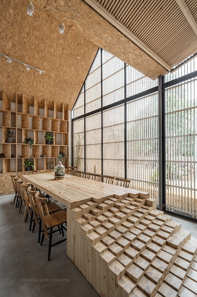 Tropical Forest - Tayone Design Studio