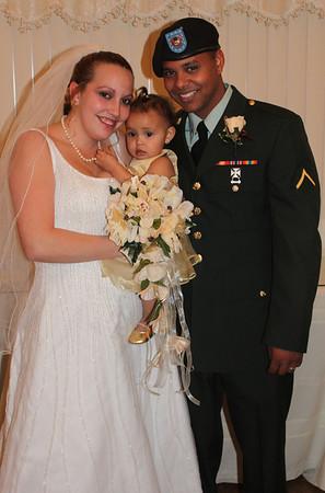 Byrons Wedding